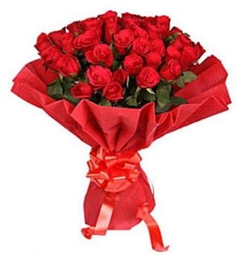 41 adet gülden görsel buket  Balıkesir çiçek satışı